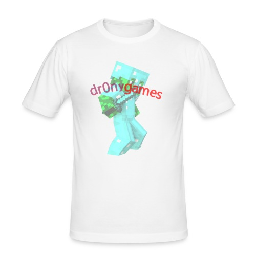 dr0nygames-Skin - Men's Slim Fit T-Shirt