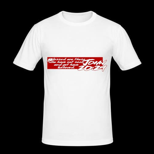 OVER REASON 2 - Camiseta ajustada hombre