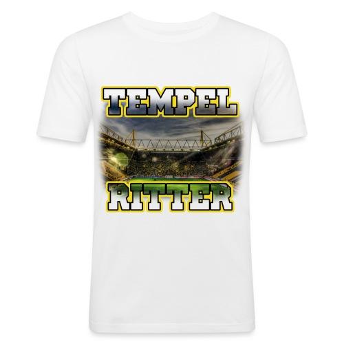 tempelritter - Männer Slim Fit T-Shirt