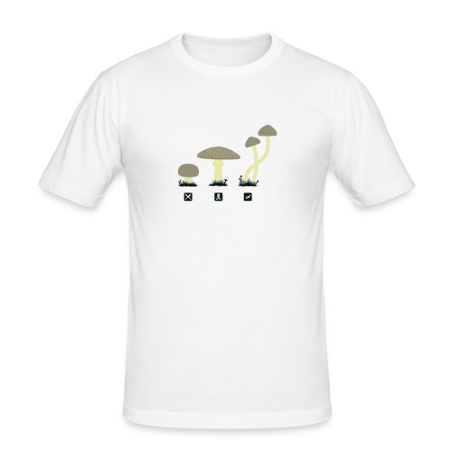 OozO9tW png - Männer Slim Fit T-Shirt