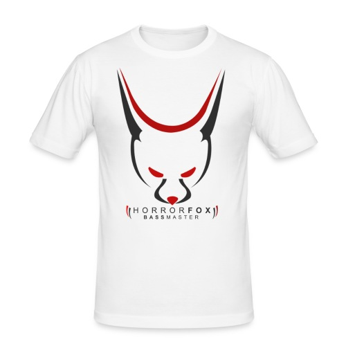 Simple Logo - Men's Slim Fit T-Shirt