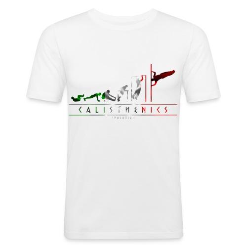 Italy - Männer Slim Fit T-Shirt