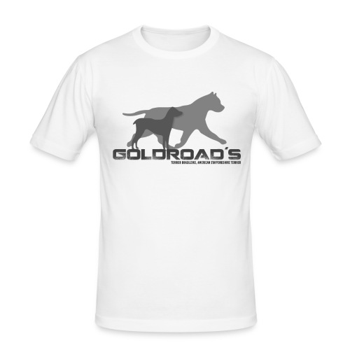 Goldroads - Slim Fit T-shirt herr