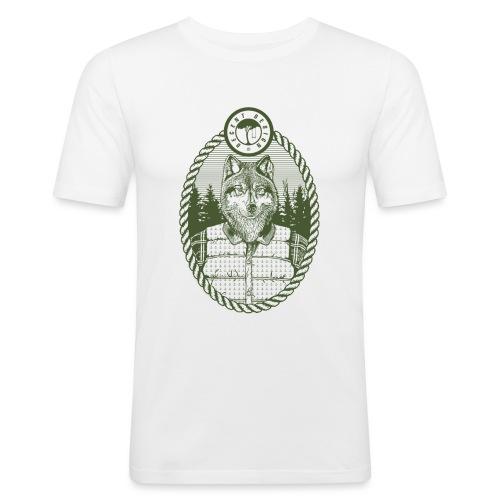 Illustration7 - Männer Slim Fit T-Shirt