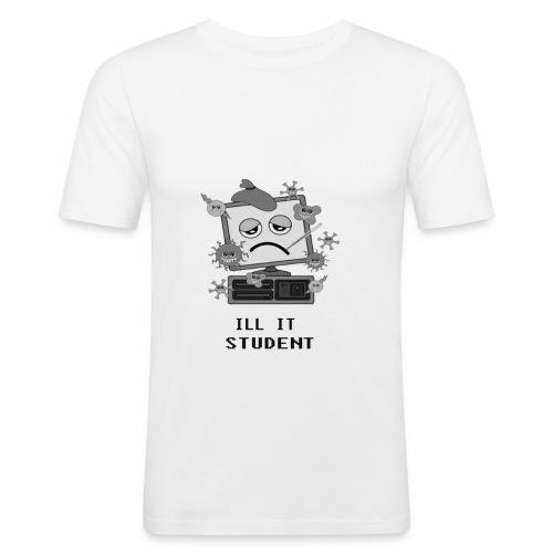 IT STUDENT - Männer Slim Fit T-Shirt