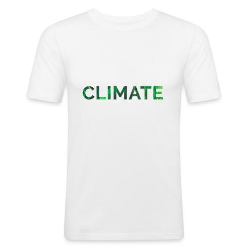 CLIMATE - Men's Slim Fit T-Shirt
