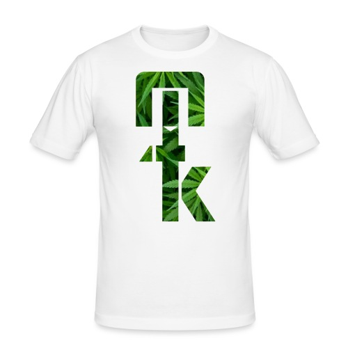 Logo MTK 2017 2 0 Weed Edition png - T-shirt près du corps Homme