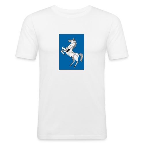 Danse équestre - T-shirt près du corps Homme
