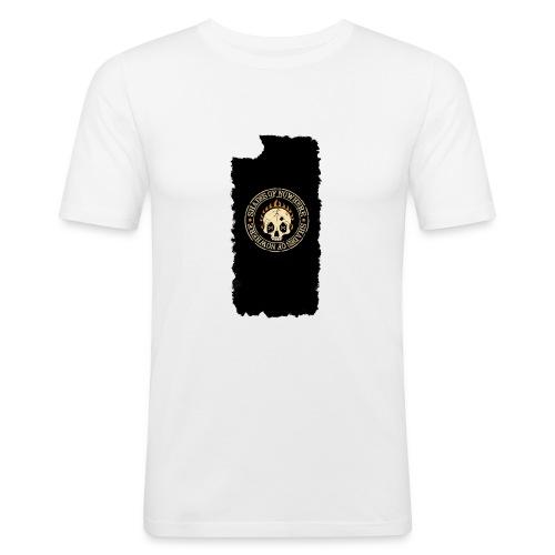 iphonekuoret2 - Miesten tyköistuva t-paita