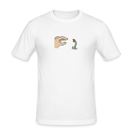Ready to Fight - T-shirt près du corps Homme