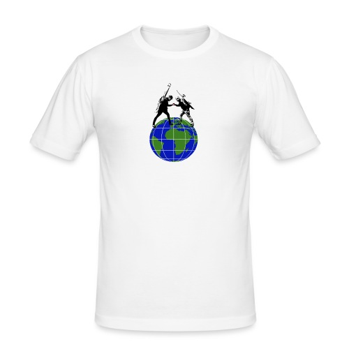 Utforske 2018 - Slim Fit T-skjorte for menn