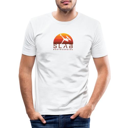 Chase the Sun - Men's Slim Fit T-Shirt