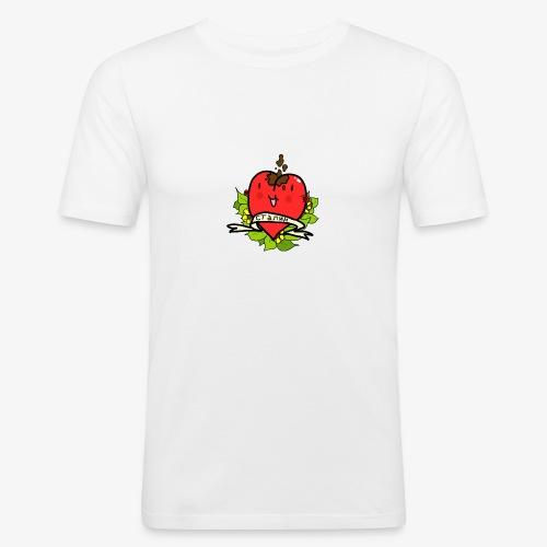 Soviet Heart - Slim Fit T-shirt herr