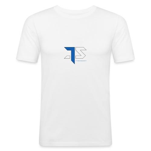 favicon-png - Mannen slim fit T-shirt