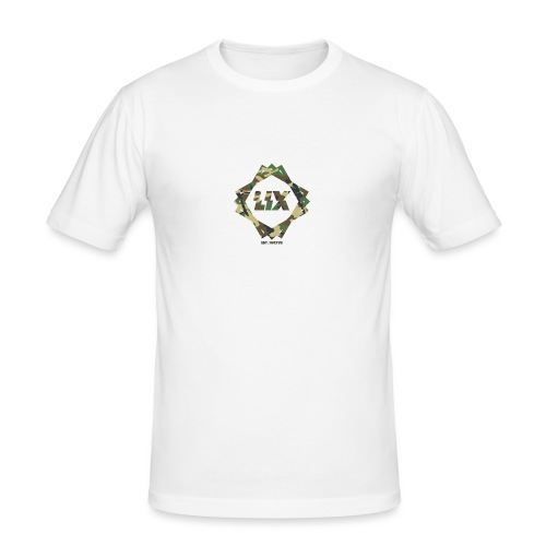 LIXCamoDesign - Men's Slim Fit T-Shirt