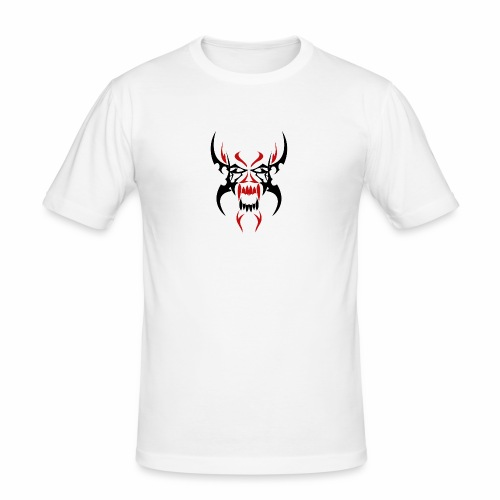Devil - Men's Slim Fit T-Shirt