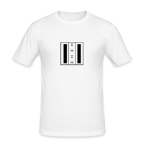 IHIH Shirt. - Mannen slim fit T-shirt
