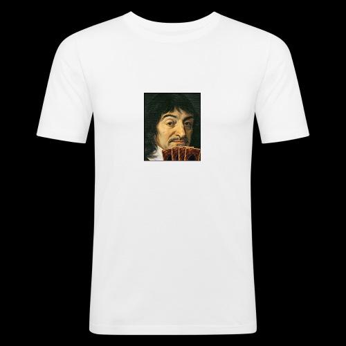C'est l'heure du duel - T-shirt près du corps Homme