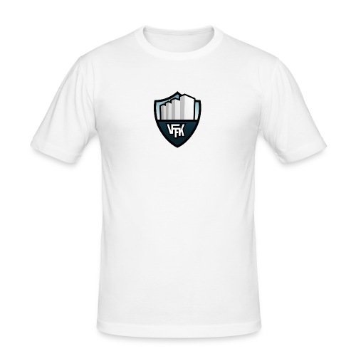 VFFK maxstorlek - Slim Fit T-shirt herr