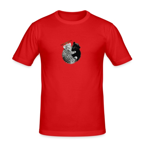 panther-jaguar special edition - Herre Slim Fit T-Shirt