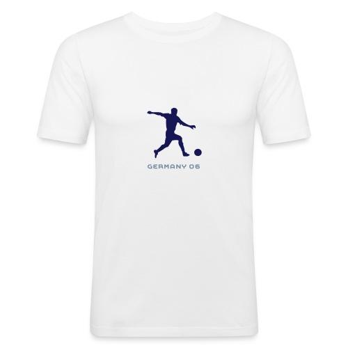 kickit 2 - Männer Slim Fit T-Shirt