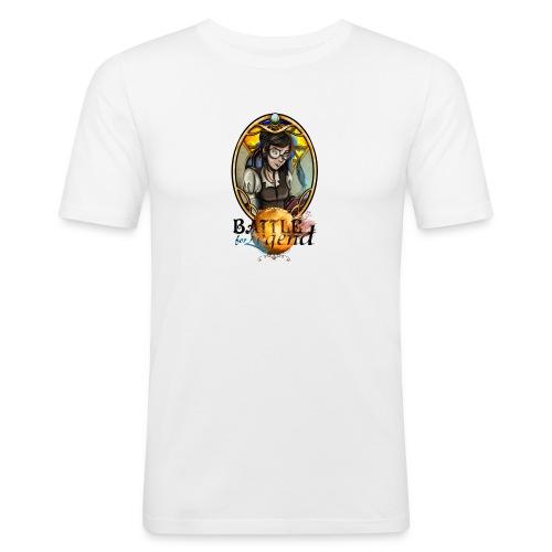 Battle for Legend : Surdouée - T-shirt près du corps Homme