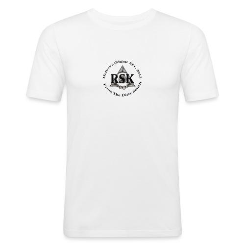 RSK Original - Slim Fit T-shirt herr