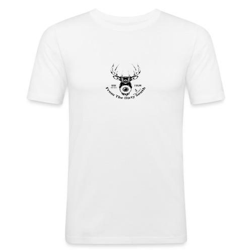RSK Deer - Slim Fit T-shirt herr