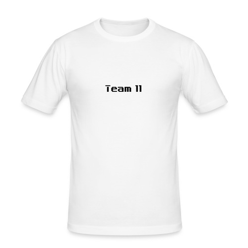 Team 11 - Men's Slim Fit T-Shirt