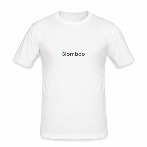 Biomboo Charcoal - Men's Slim Fit T-Shirt