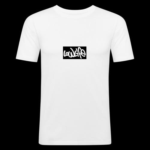 deep-lifestyleshirts - Männer Slim Fit T-Shirt