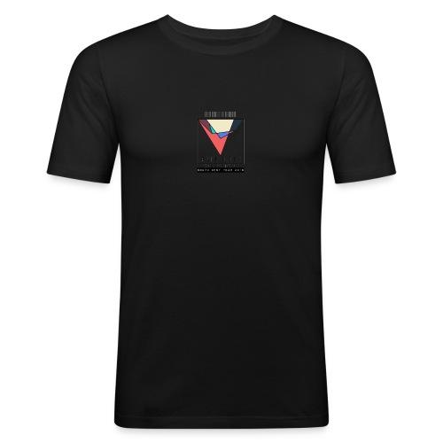 Flip Side Selection SW4 - Men's Slim Fit T-Shirt