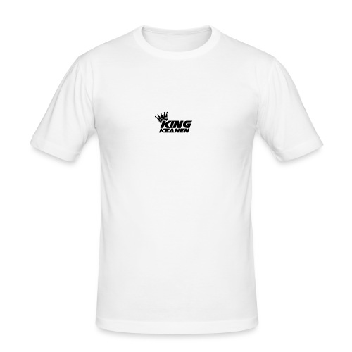 Best Sellers White - Men's Slim Fit T-Shirt