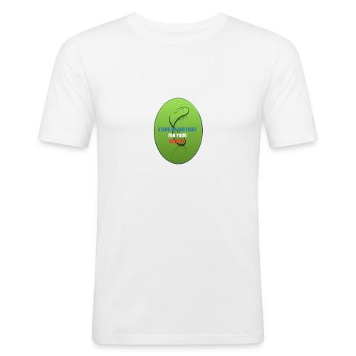 unnamed_opt-png - T-shirt près du corps Homme