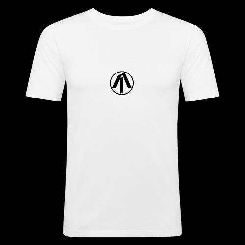 Logo Higher Pl4ce - T-shirt près du corps Homme