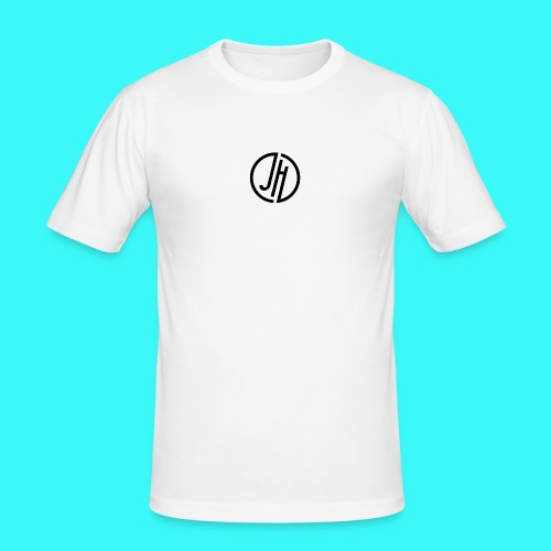 JH Logo - Men's Slim Fit T-Shirt