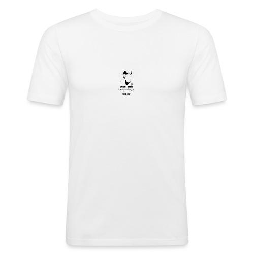 Booty Club - T-Shirt - Männer Slim Fit T-Shirt