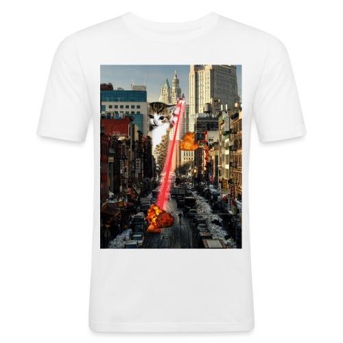 53 - Männer Slim Fit T-Shirt
