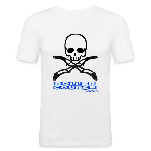 Skull rollercourse - T-shirt près du corps Homme