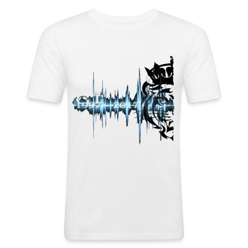 GT soundwave - Slim Fit T-skjorte for menn