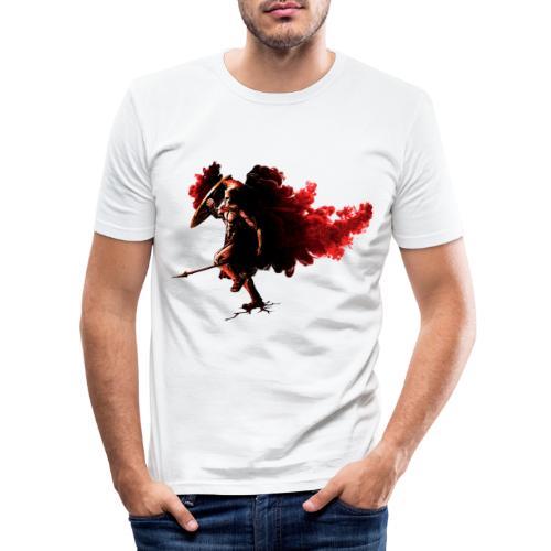 Spartian T - shirt - Obcisła koszulka męska
