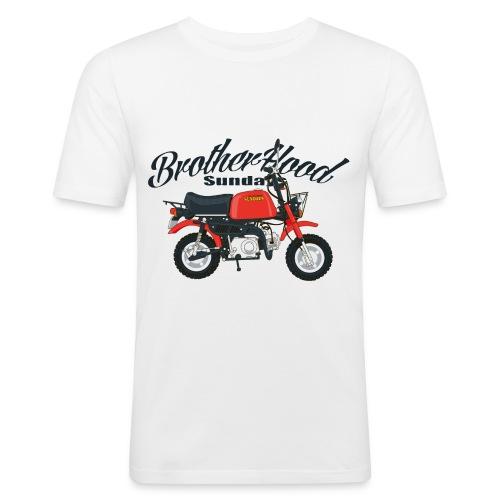 gorilla - T-shirt près du corps Homme