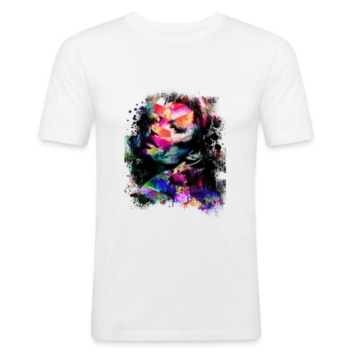 KOLORS - T-shirt près du corps Homme