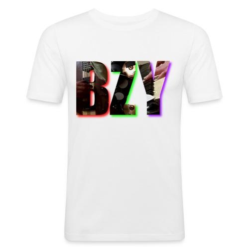 BZY - OFICJALNY PROJEKT - Obcisła koszulka męska