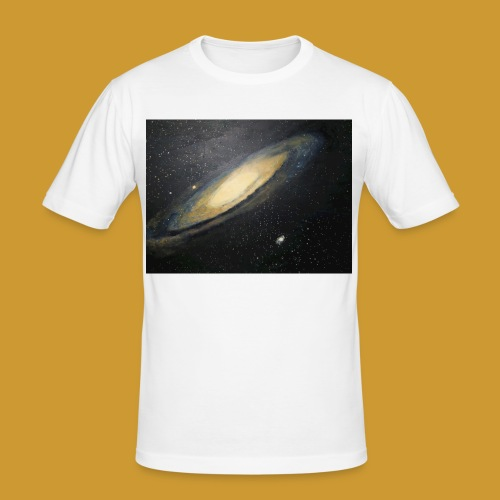 Andromeda - Mark Noble Art - Men's Slim Fit T-Shirt