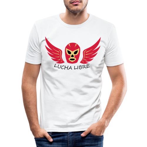 Lucha Libre - T-shirt près du corps Homme
