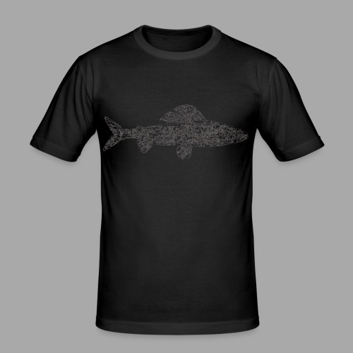 grayling - Miesten tyköistuva t-paita
