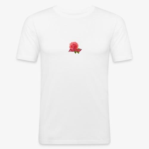 Roos NiMu - Mannen slim fit T-shirt