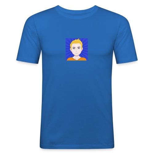 Sr Goku 2015 - Men's Slim Fit T-Shirt