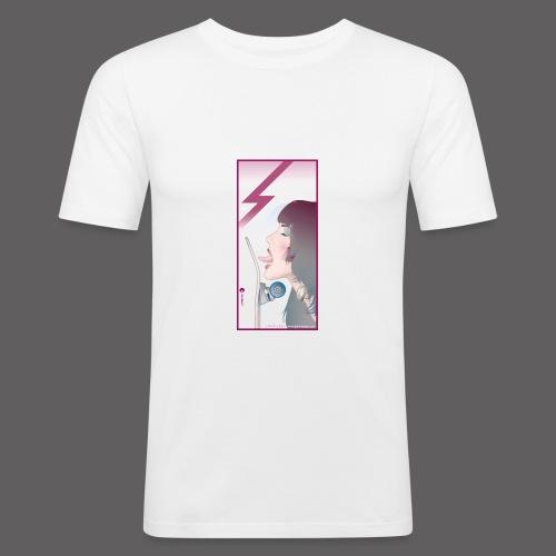 Lick Board - Men's Slim Fit T-Shirt
